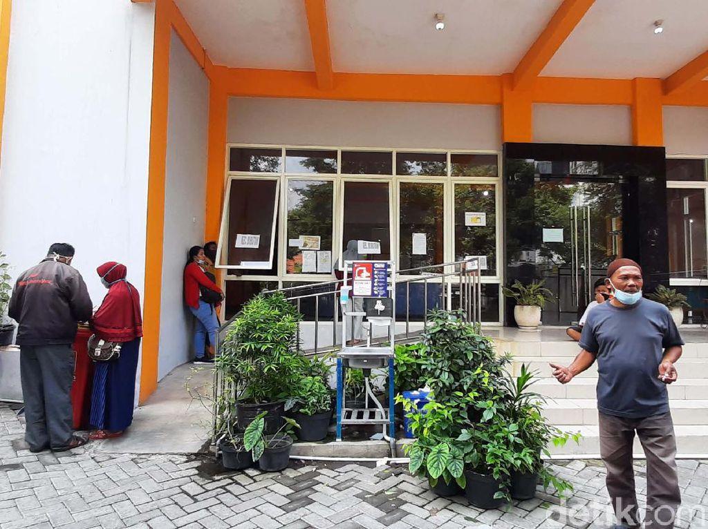 Empat Pegawai Positif COVID-19, Kantor Kecamatan Bubutan Akhirnya Ditutup