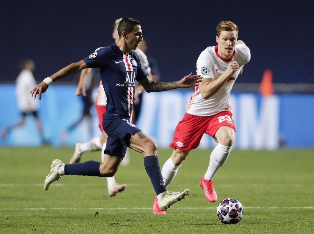 PSG Vs Bayern: Da Luz yang Begitu Bersahabat dengan Di Maria