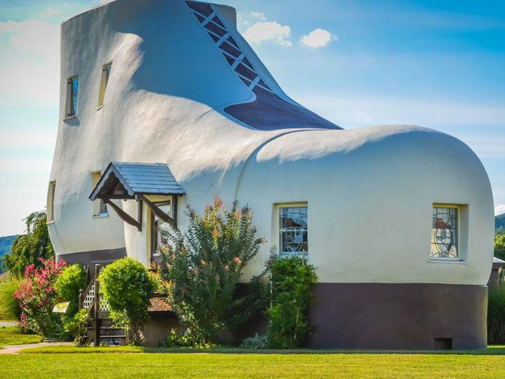 Super Keren! Arsitektur Gedung Bikin Mata Kagum