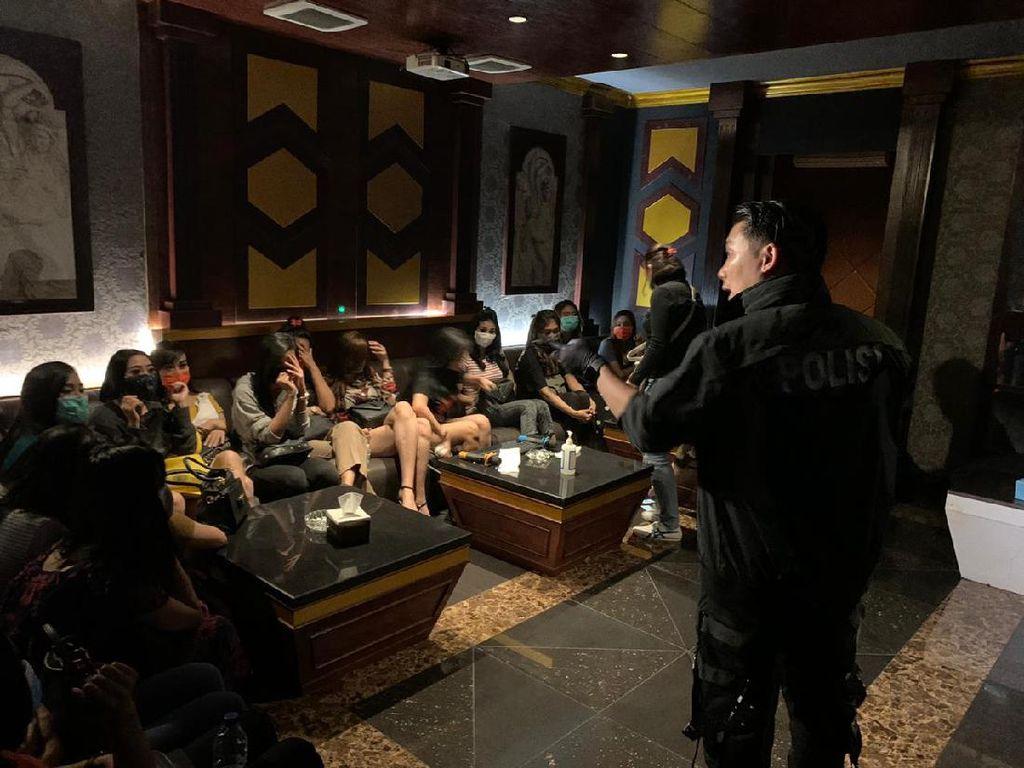 47 LC Diamankan, Venesia Karaoke di BSD Beroperasi Sejak Awal Juni