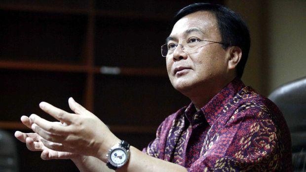 Benny Mamoto pria kelahiran Manado Sulawesi Utara yang sejak tahun 2009 menjabat sebagai direktur Badan Narkotika Nasional BNN.