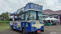 Kasus Corona di Ciamis Melonjak, Bus Gatrik Saba Lembur Dihentikan