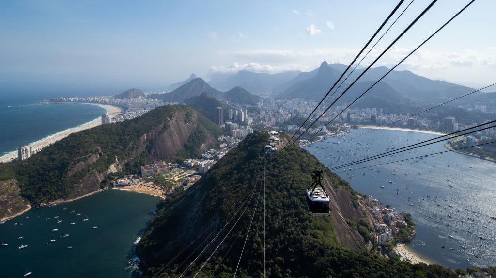 Deretan Foto Wisata di Rio de Janeiro Kini Dibuka Lagi Lho!