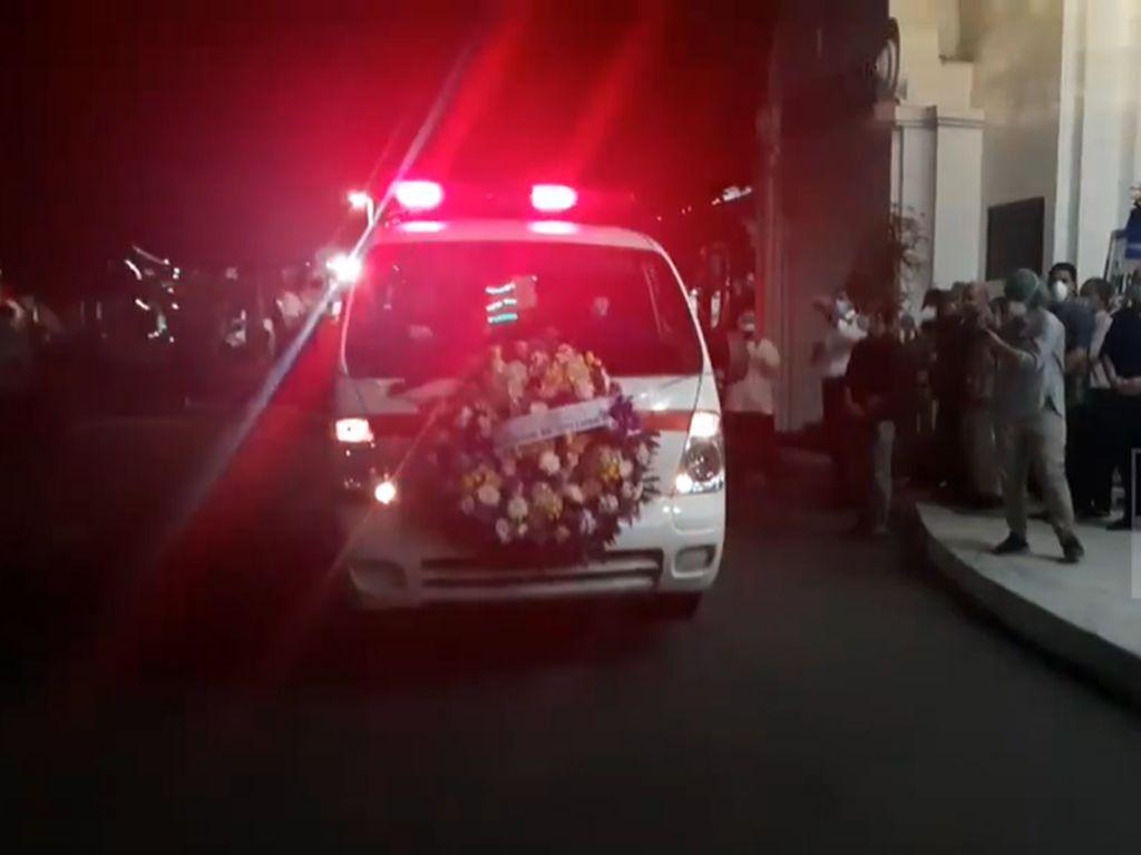 Dokter Ortopedi di Surabaya Meninggal Terpapar Covid-19