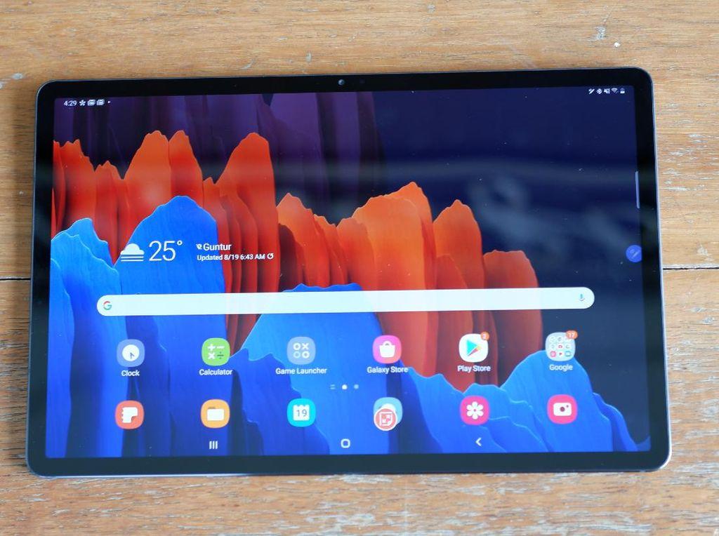 Ini Harga Galaxy Tab S7 dan Galaxy Tab S7+ di Indonesia