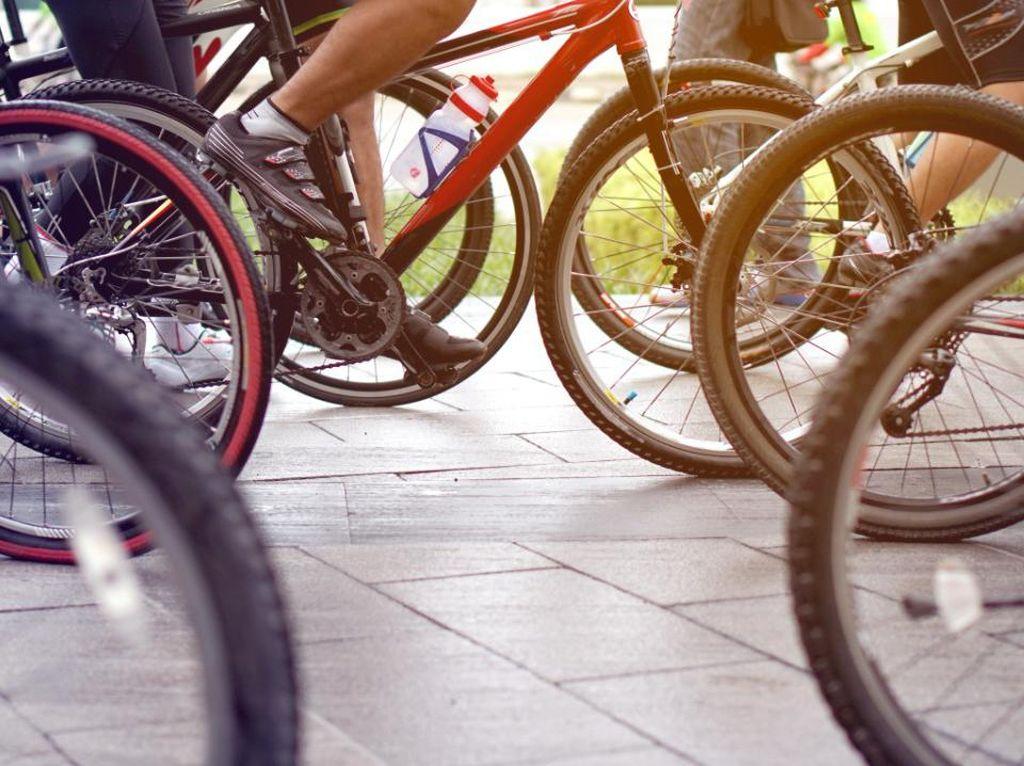 Dear Pegowes, Ada Diskon Sepeda Gila-gilaan di TransmartNih!