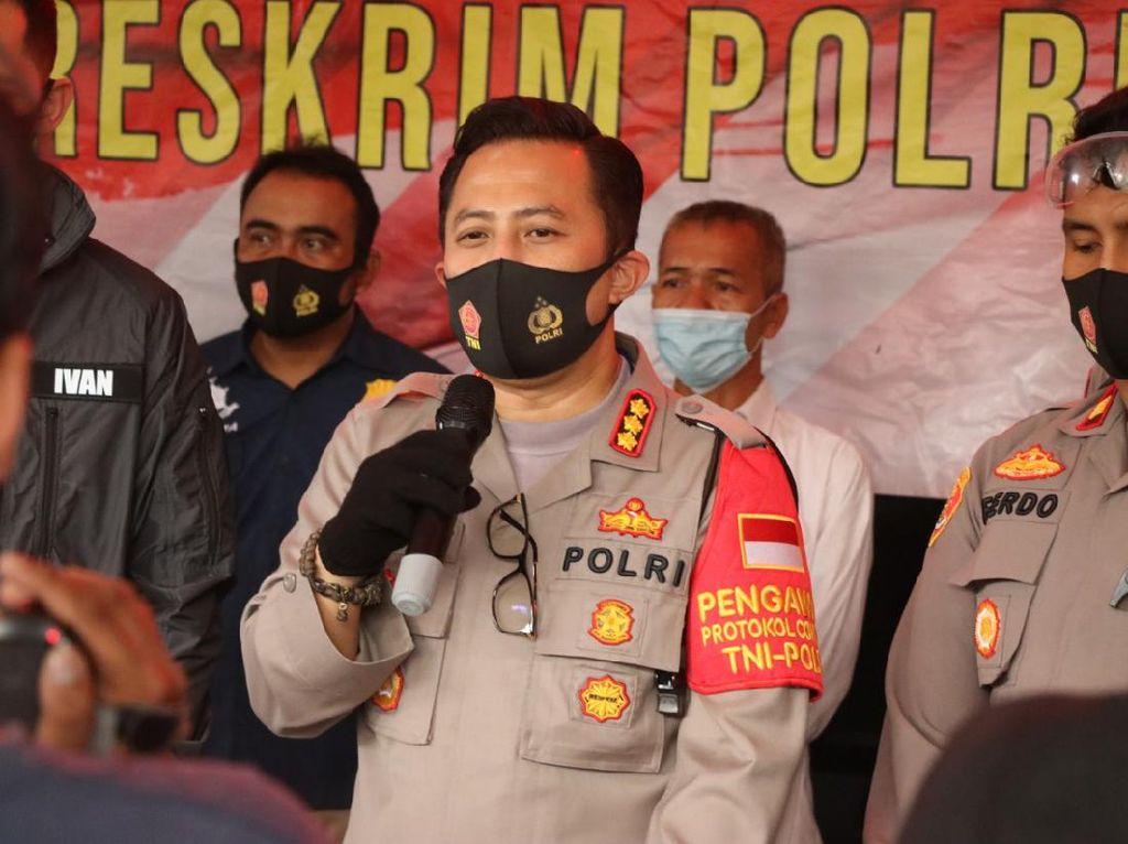 Terjerat Utang, 2 Pria di Tangerang Ditangkap Usai Rampok Taksi Online