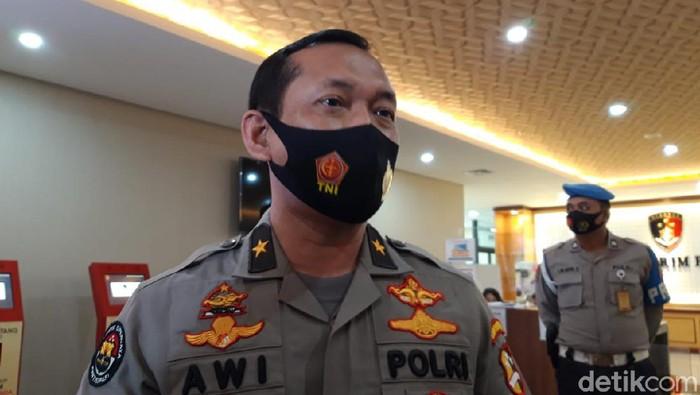 Karo Penmas Brigjen Awi Setiyono (Rahel Narda C/detikcom)