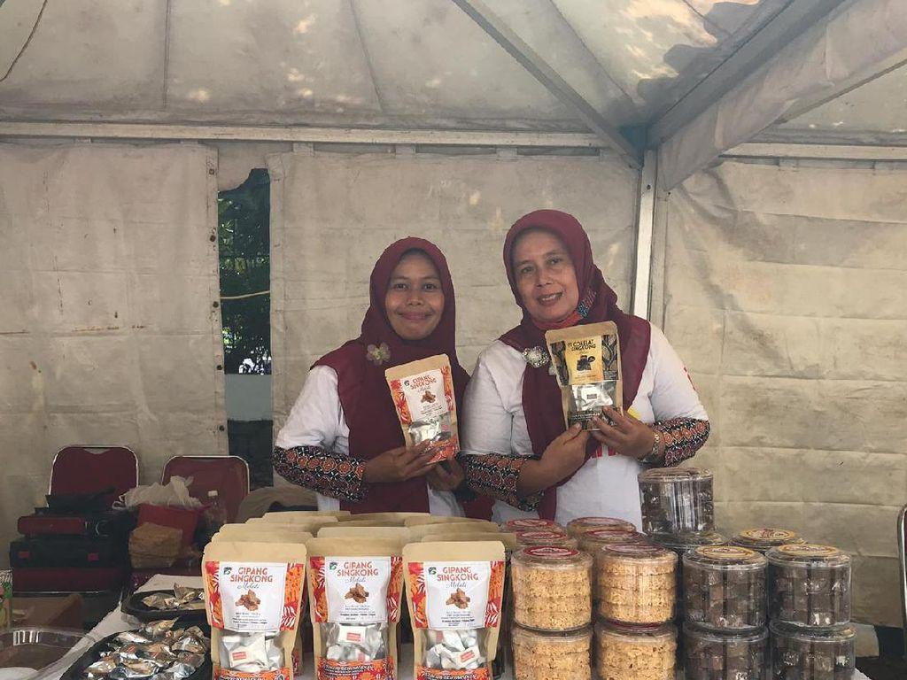 Diversifikasi Pangan Lokal, Ada Cokelat Singkong hingga Siomay Talas