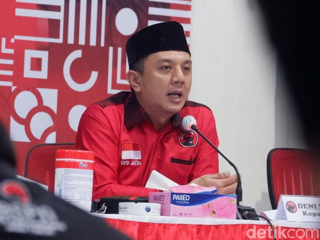 Targetkan 13 Kemenangan, PDIP di Jatim Hanya Menang di 11 Daerah