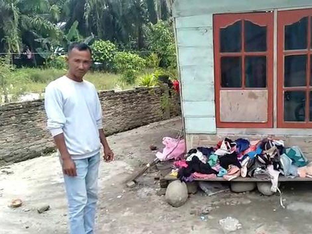Cerita Ngeri Duda di Sumut Koleksi BH Bolong