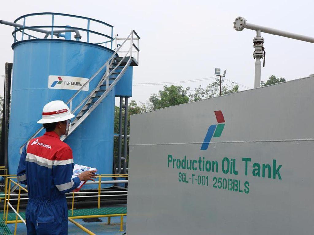 Naik 100%, Produksi Minyak Pertamina Asset 1 Jambi Capai 3.553 BOPD