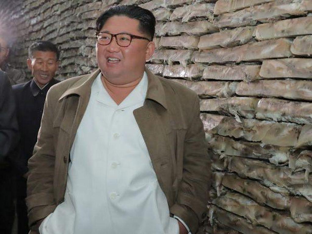 Korea Utara Dilanda Kelaparan, Bantuan Makanan Kim Jong Un Dianggap Simbol SOS
