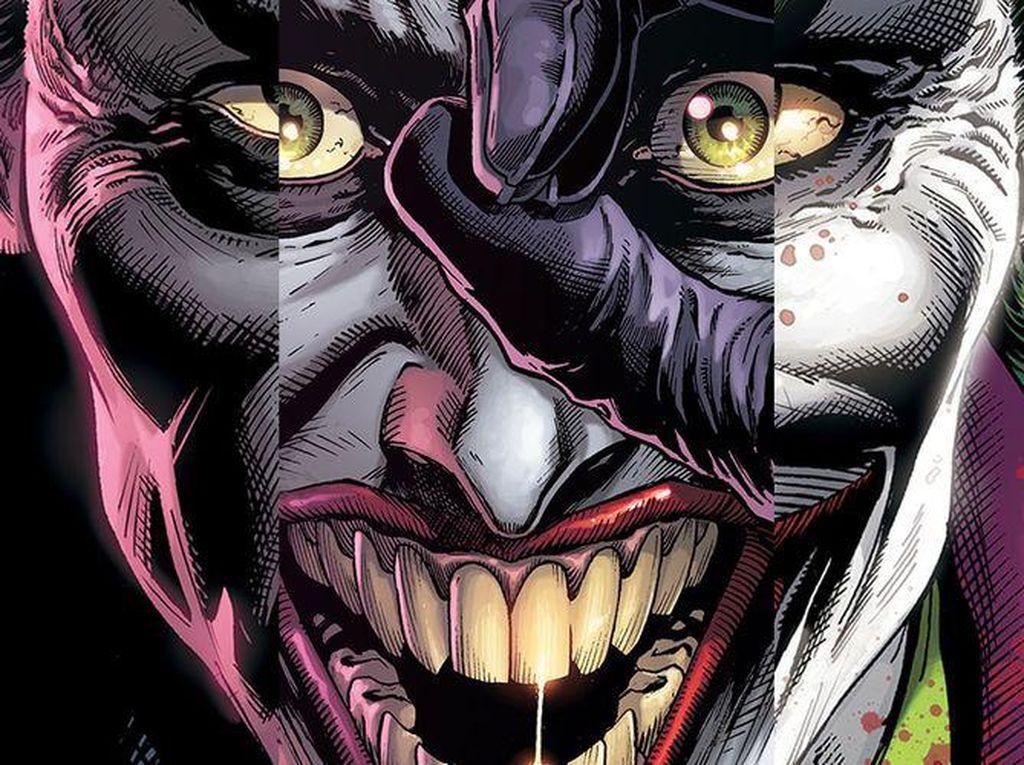 Setelah 5 Tahun, Komik Batman: Three Jokers Rilis 25 Agustus