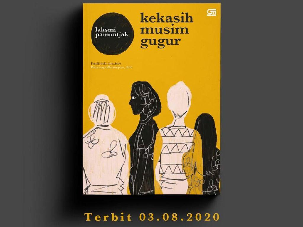 Sekuel Novel Amba Karya Laksmi Pamuntjak Akhirnya Rilis di Indonesia