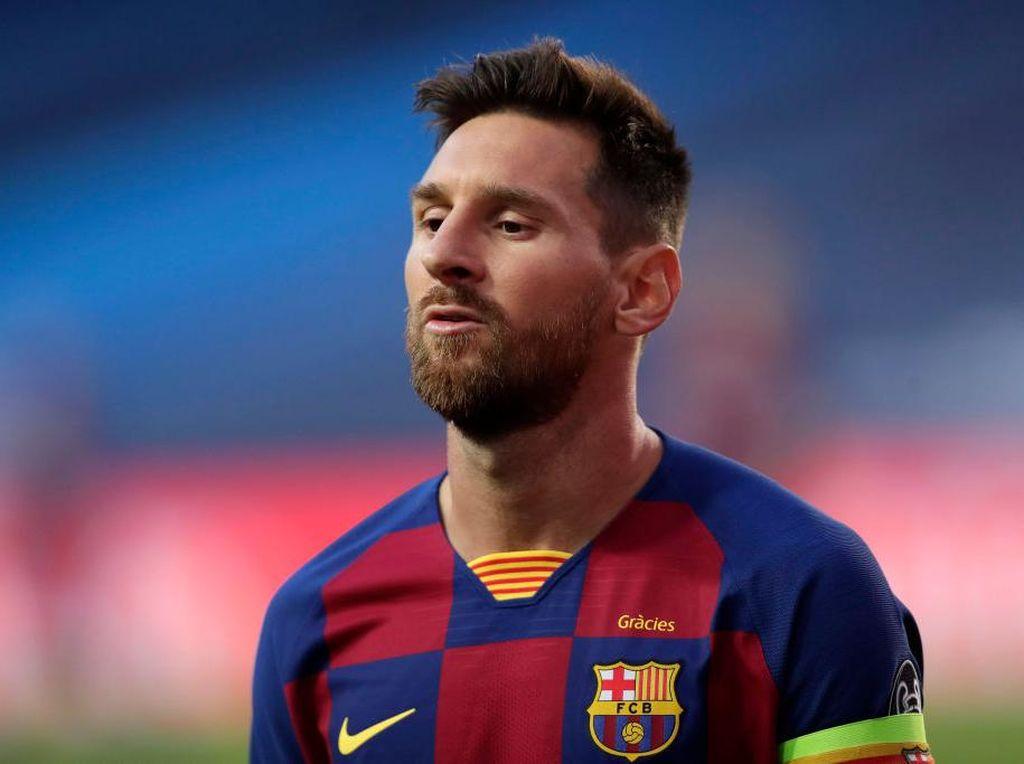 Messi Tak Lagi Sama Sejak Kepergian Xavi dan Iniesta