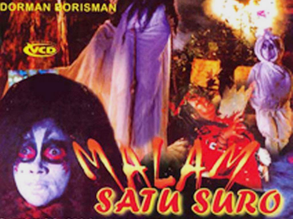 Malam 1 Suro, Film Fenomenal Suzzana yang Melegenda