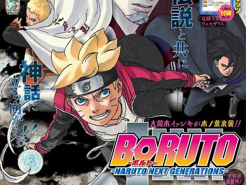 Naruto dan Boruto Menginspirasi, Bagaimana Menurutmu?
