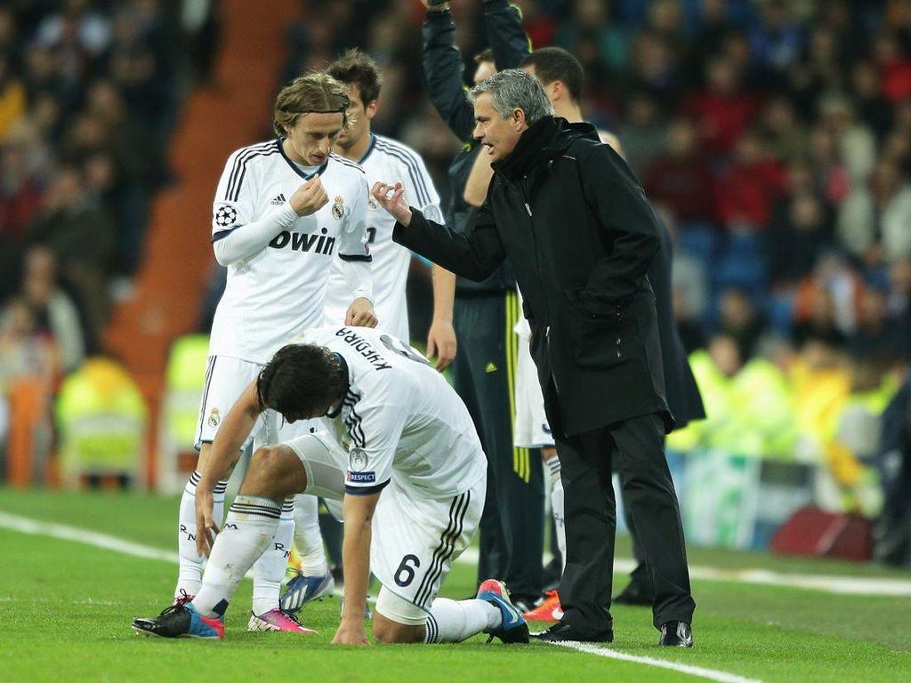Cerita Mourinho Bebaskan Modric dari Siksaan di Tottenham
