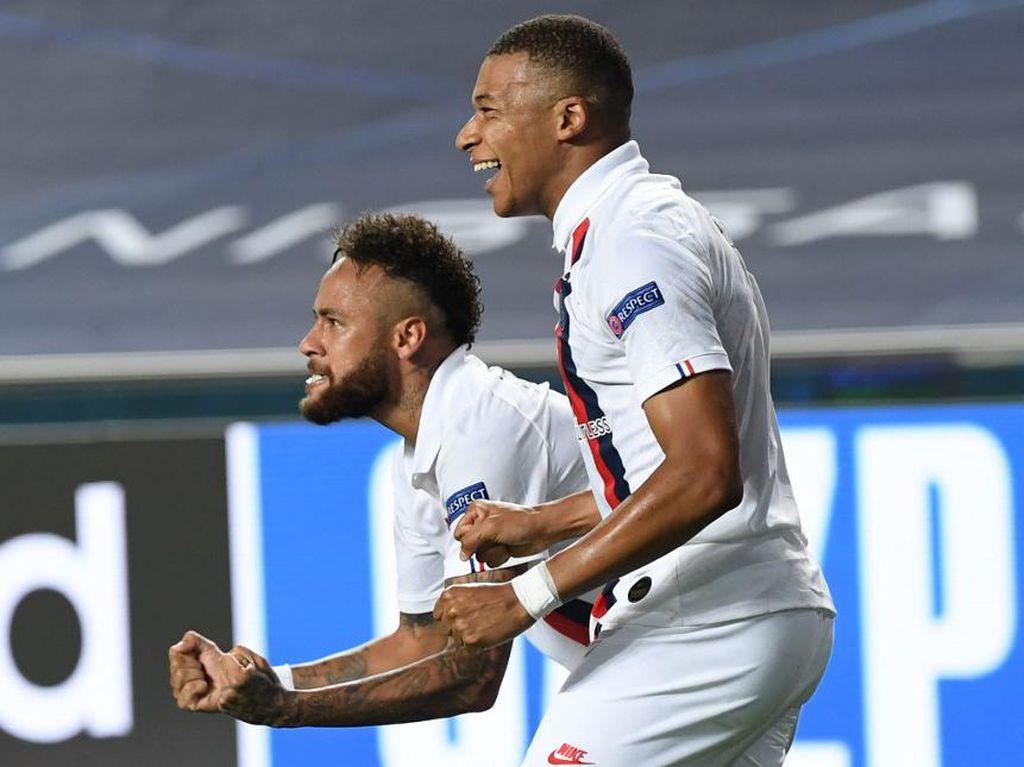 Mbappe: Neymar Pantas Menangi Ballon dOr Kalau PSG Juarai Liga Champions