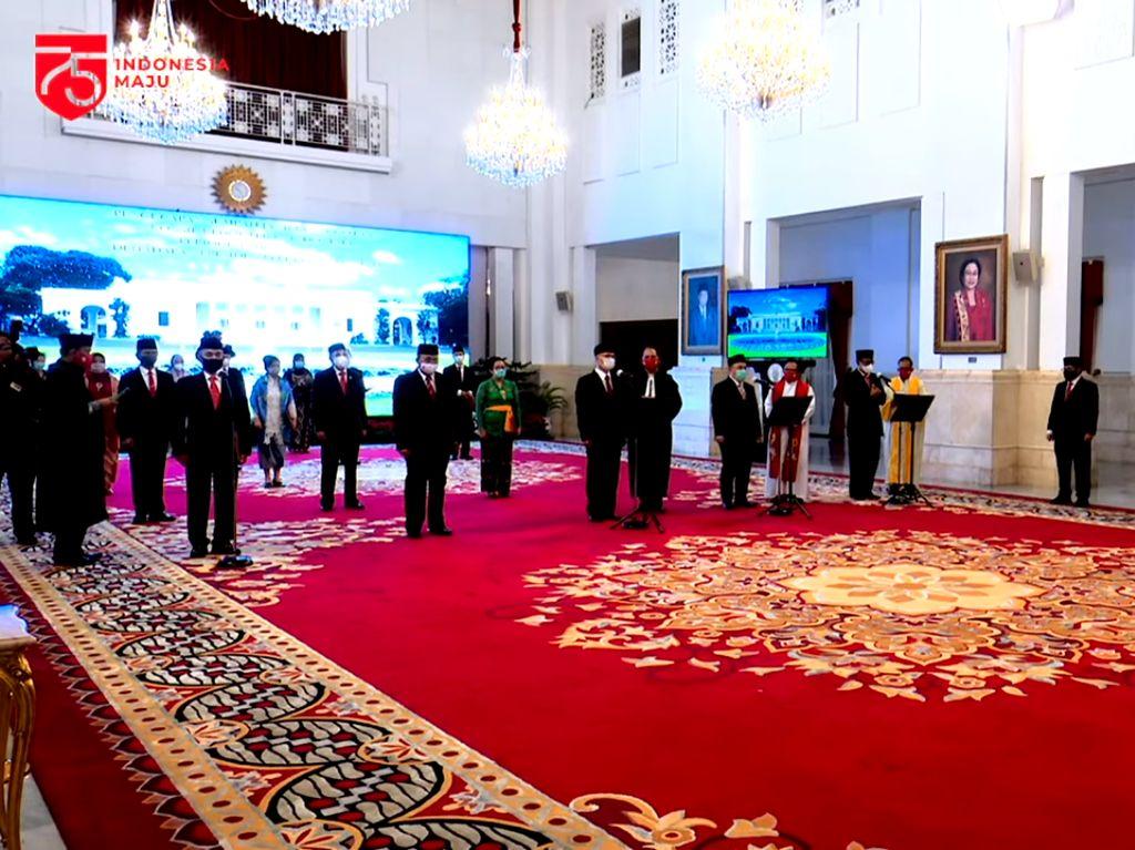 IDI dkk Ramai-ramai Gugat Jokowi-Terawan soal Pengurus KKI
