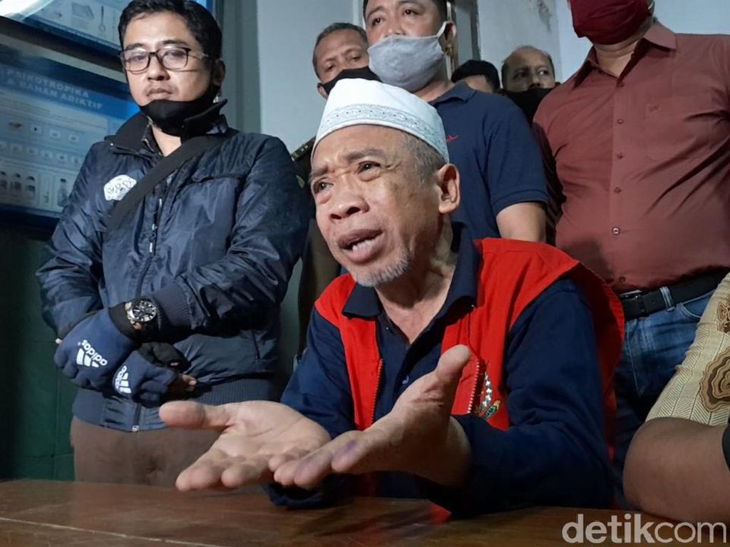 Pelawak Nurul Qomar Dijebloskan ke Bui, Ketua Yayasan UMUS Angkat Bicara