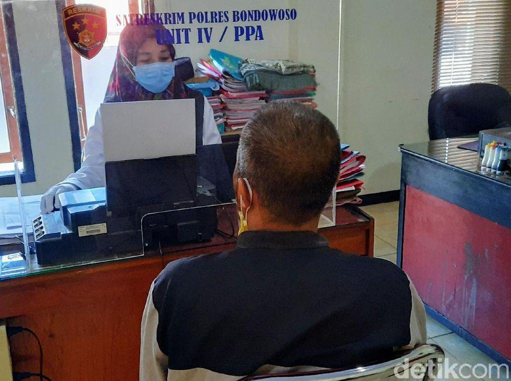 Pria di Bondowoso Perkosa Anak Kandung dengan Dalih Usir Roh Jahat
