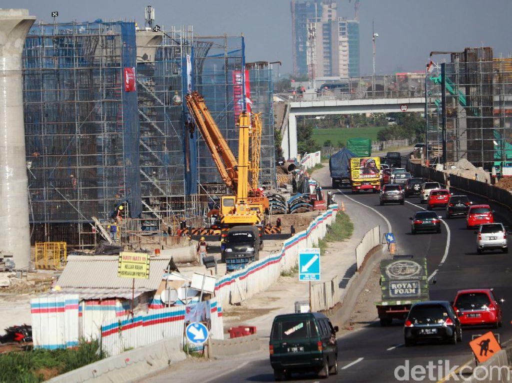 Wamen BUMN Sebut Kereta Cepat Jakarta-Bandung Selesai Akhir 2022