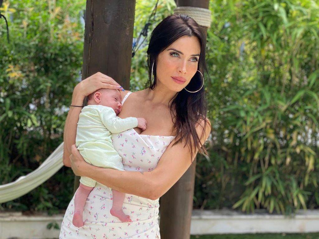 Perut Langsing Istri Sergio Ramos yang Baru Melahirkan Anak ke-4 Bikin Takjub