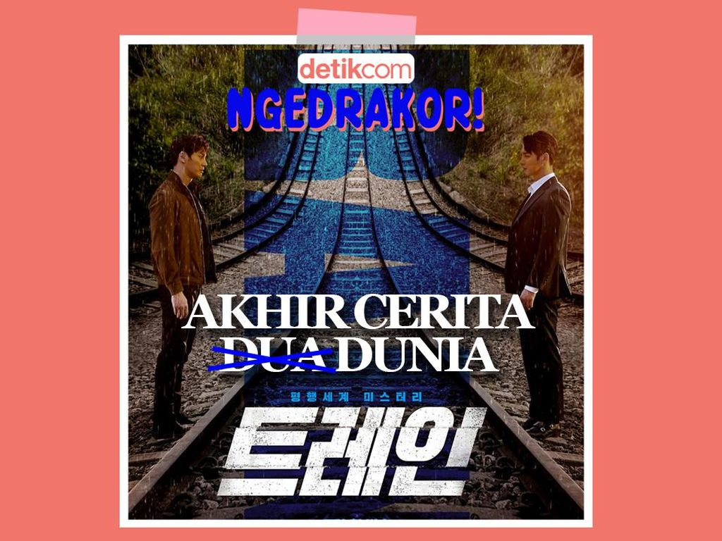 Podcast ngedrakor!: Ending Train yang Bikin Geregetan