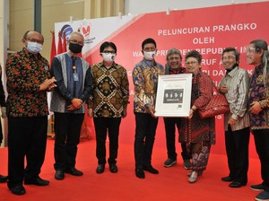 HUT RI ke-75, Pos Indonesia Luncurkan Prangko Lawan Corona