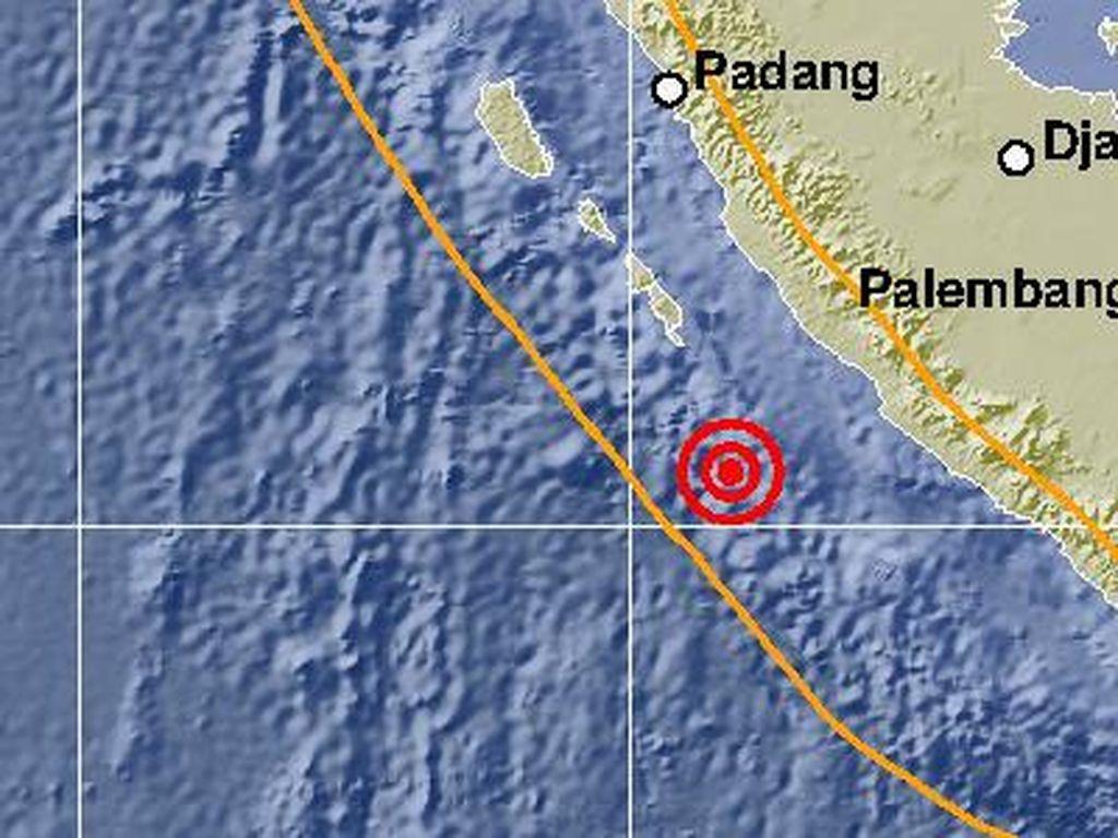 BMKG: Jika Tidak Dobel, Kekuatan Gempa Bengkulu Bisa Bahaya