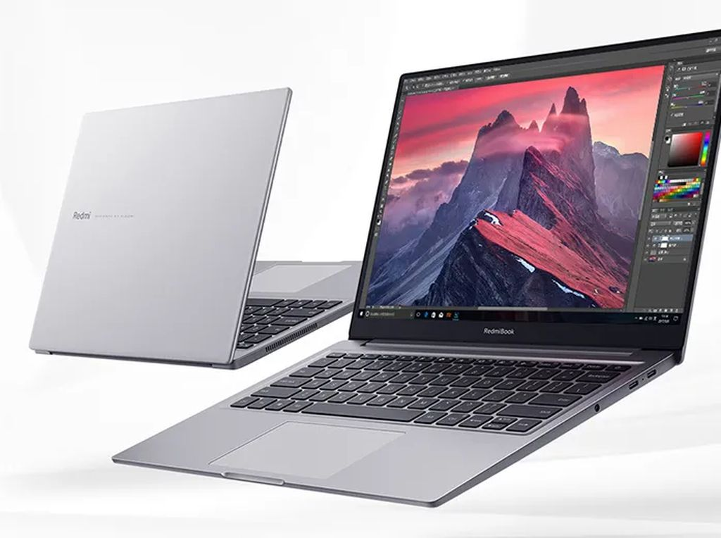 RedmiBook Air 13 Dirilis, Jadi Pesaing MacBook Air?