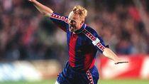 Video 5 Gol Keren Ronald Koeman kala Berseragam Barcelona