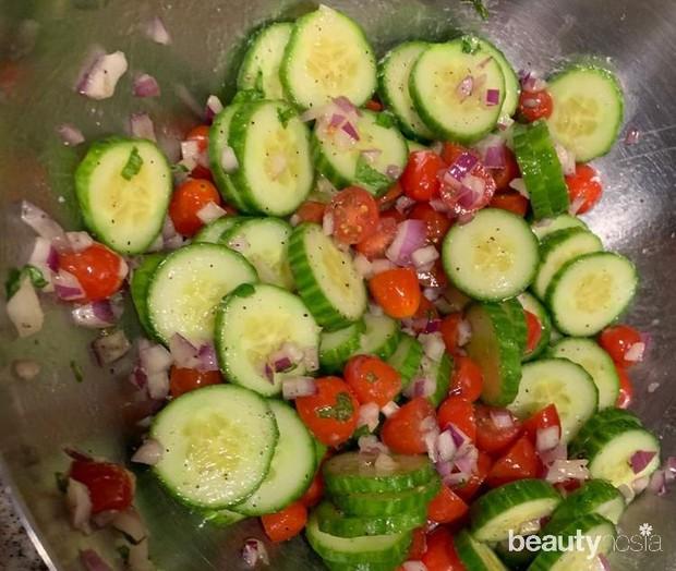 Salad sayur untuk diet