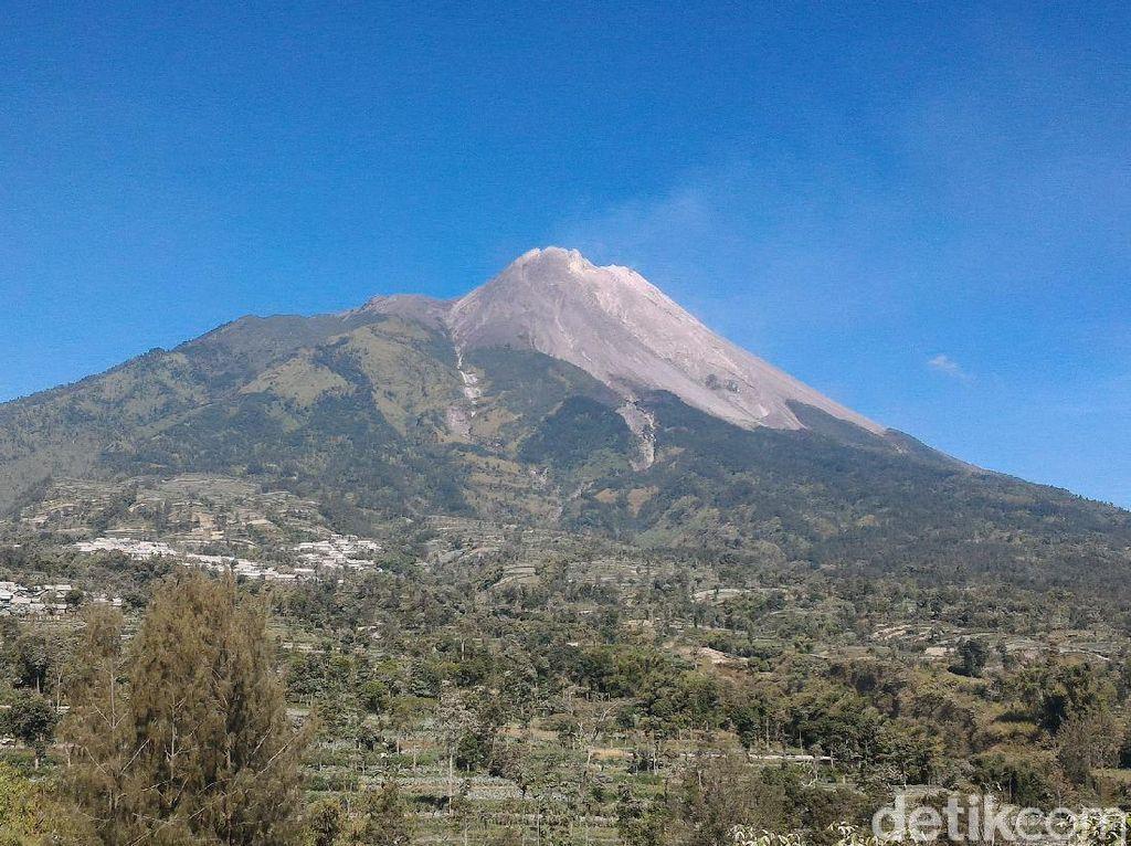 Mengenal 4 Status Kebencanaan Gunung Merapi, Normal-Waspada-Siaga-Awas