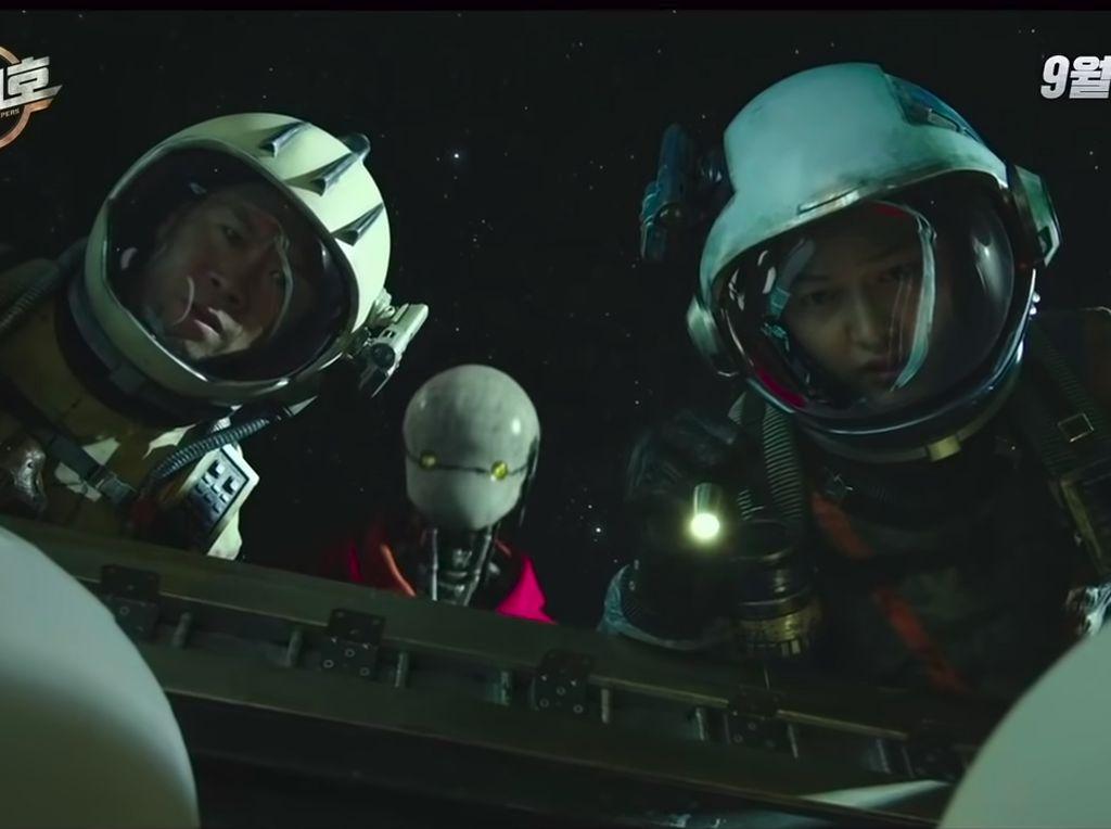 Tentang Space Sweepers, Film Korea Pertama Bertemakan Luar Angkasa