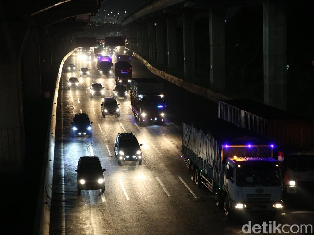 Hari Kedua 2021, 144 Ribu Kendaraan Menuju Jakarta