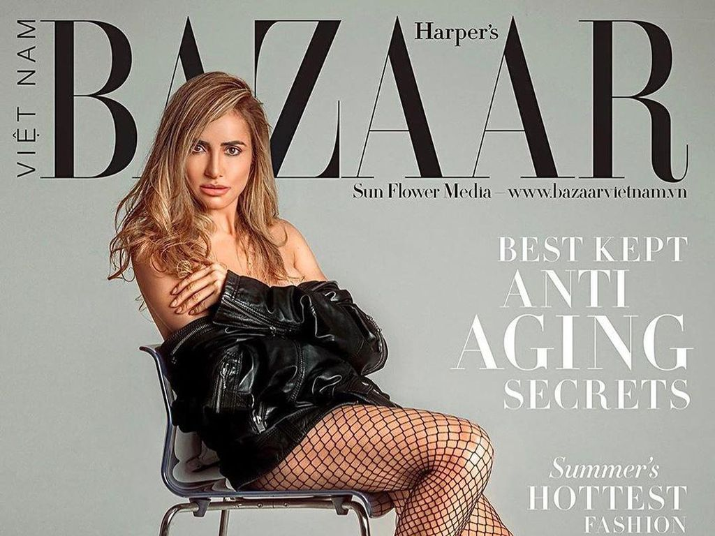 Ingin Mirip Penelope Cruz, Model Ini Lakukan Oplas Hingga Ratusan Juta