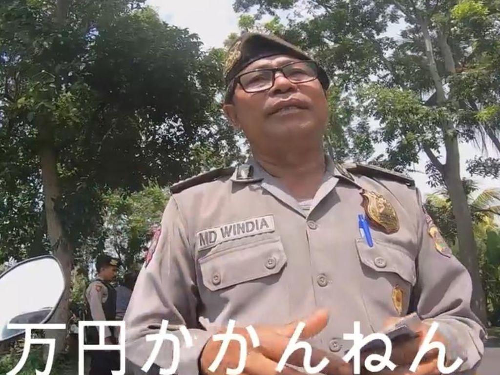 Kasus Bule Dipalak Rp 1 Juta di Bali, 2 Oknum Polisi Didemosi