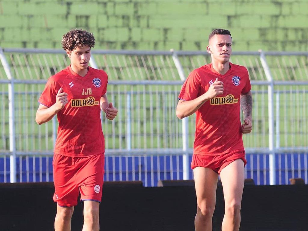 Striker Muda Brasil Pedro Henrique Bartoli Tinggalkan Arema FC