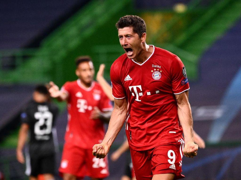 Final Liga Champions: Bayern Tak Kenal Main Aman, Tetap Nyerang Total!