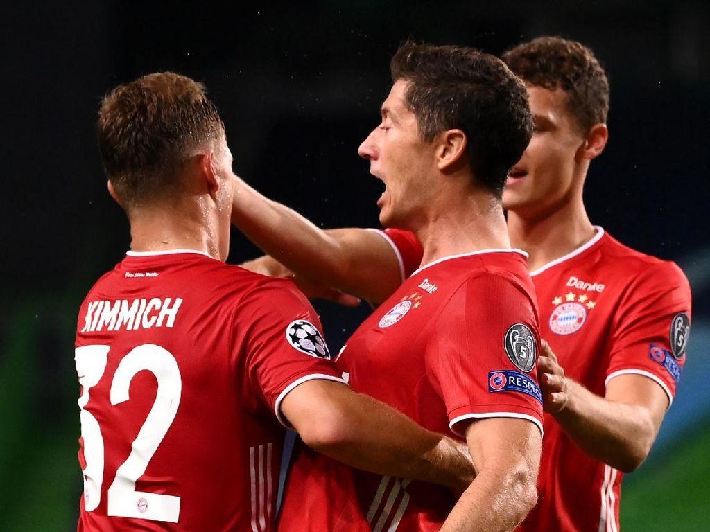 12 Data-Fakta Final Liga Champions PSG Vs Bayern
