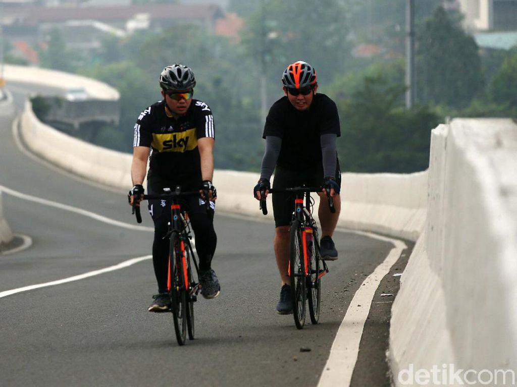 5 Fakta Road Bike, Sepeda Sultan yang Bakal Disimulasikan Masuk Tol