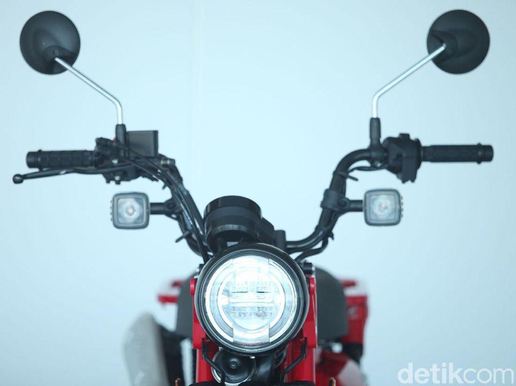 Ini Motor Bebek Termahal di Indonesia