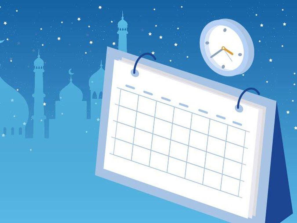 Jadwal Puasa 2021, Daftar Cuti Bersama dan Libur Nasional