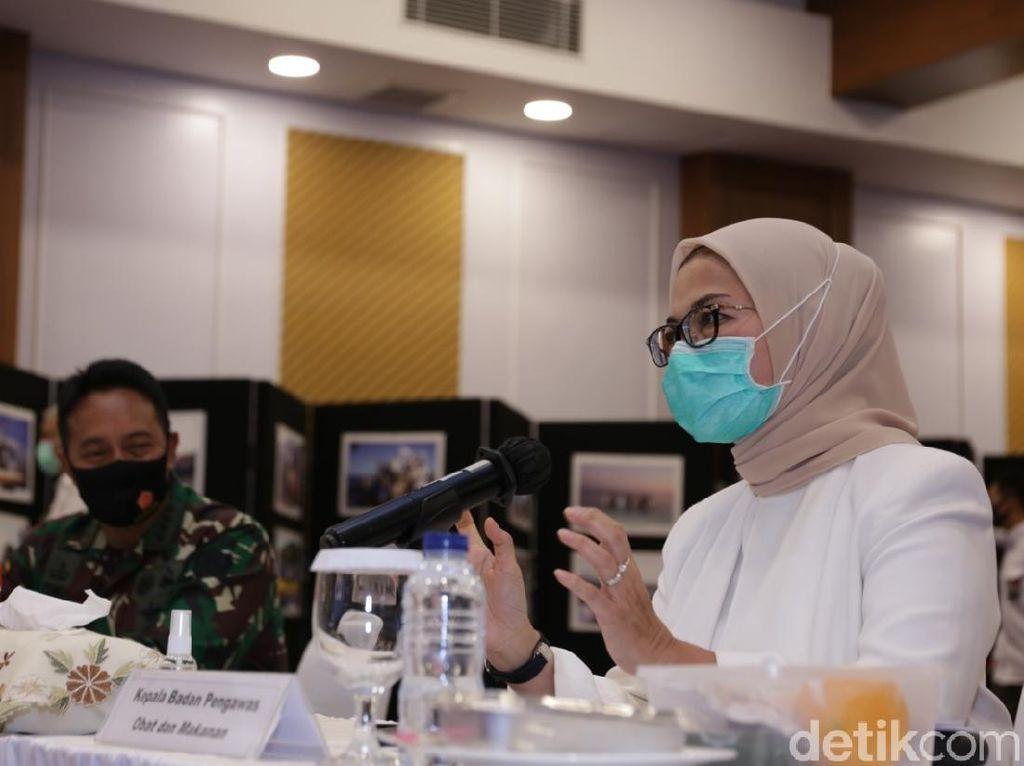 BPOM Kawal Terus Progres Pengembangan Vaksin Merah Putih