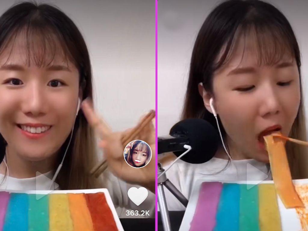 China Pasang Peringatan di Video Mukbang, Ini Tujuannya