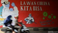 Kasus Baru Corona RI 24 September Tambah 2.557, Pasien Sembuh 4.607
