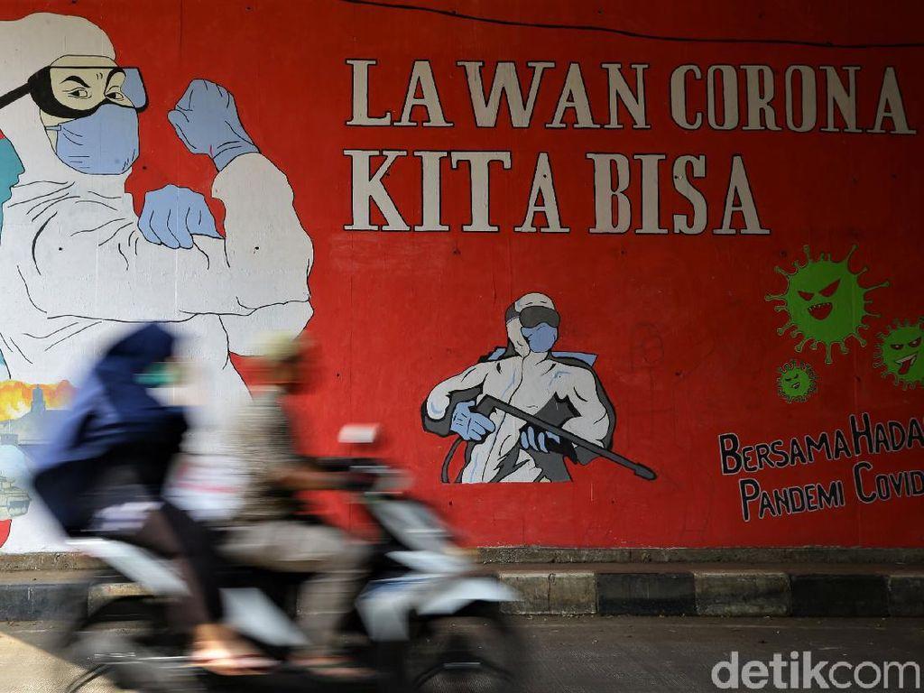 Kasus Corona di DKI 2 Hari di Atas Seribu, karena Liburan Long Weekend?